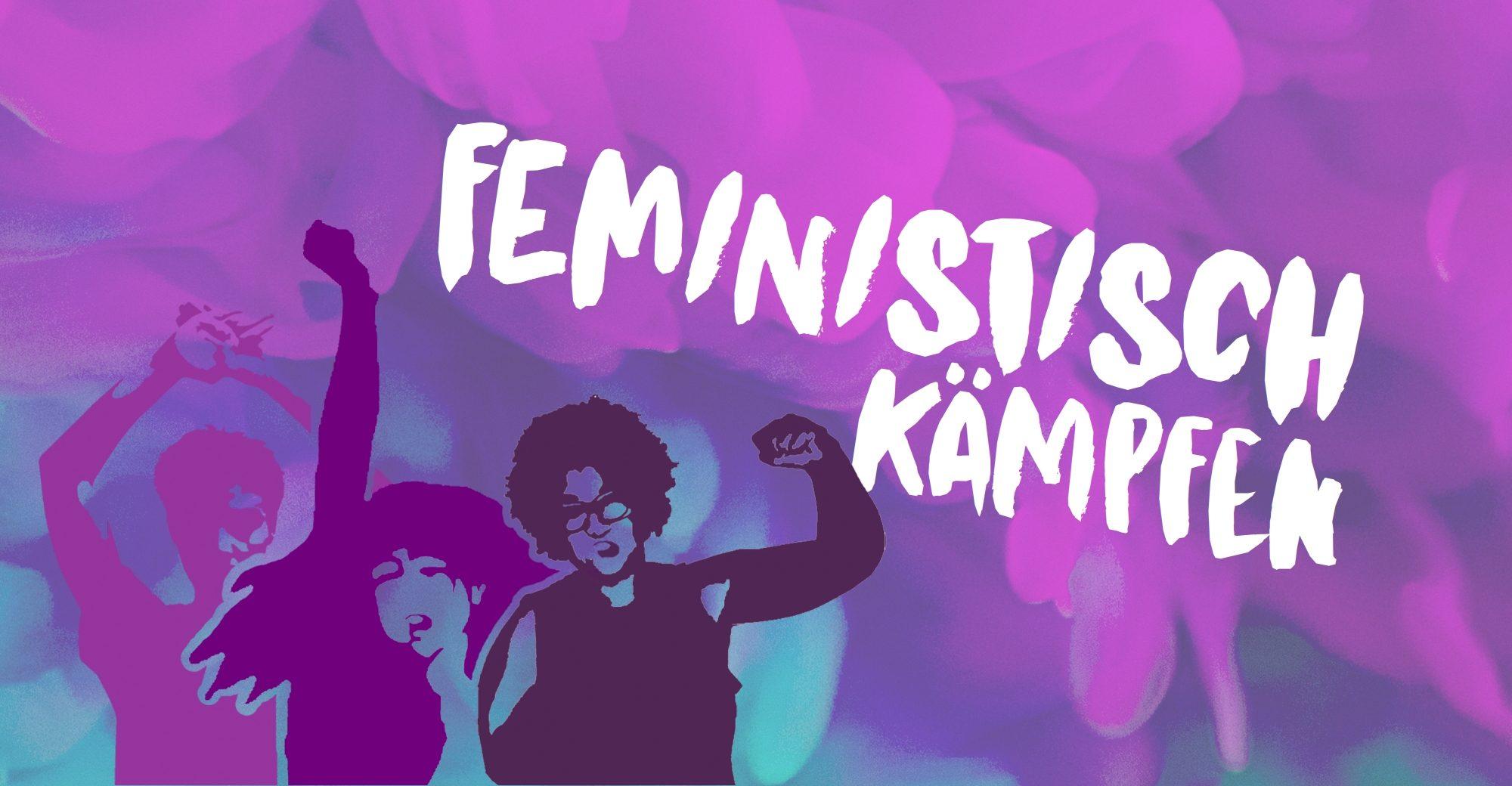 Frauen*Queer Streik Bielefeld